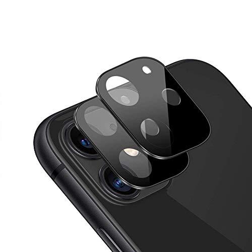 xinyunew Geeignet für iPhone 12 5.4 Mini Kamera Panzerglas Schutzfolie 2 PCS Objektiv Folie Len Protector Kamera Schutzglas Rückseite Camera Glasfolie 9H Härte Zubehör Wasserdicht - Schwarz