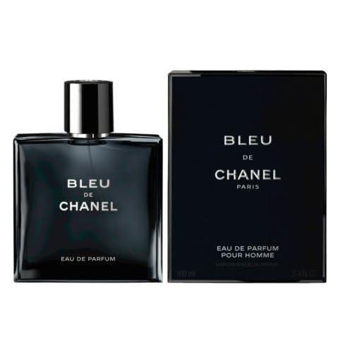 1f7dddbfb C H A N E L BLEU DE C H A N E L Eau De Parfum Spray FOR MEN 3.4 Oz / 100 ml