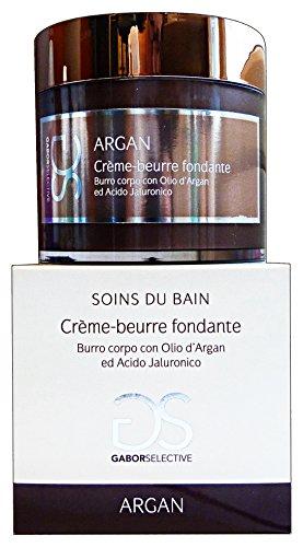 Soins du Bain Creme Beurre Fondante 250 ml Burro Corpo Idratante