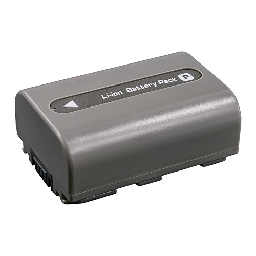 Kastar Lithium-Ion Replacement Battery for Sony NP-FP50 NP-FP51 and Sony DCR-HC20 DCR-HC21 DCR-HC22 DCR-HC23 DCR-HC24 DCR-HC26 DCR-HC30 DCR-HC32 DCR-HC33 DCR-HC35 DCR-HC36 DCR-HC39 DCR-HC40 Camcorder