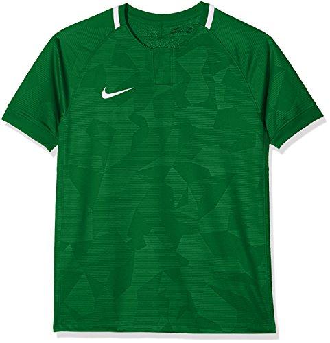 Nike Kinder Dry Challenge II Trikot, Pine Green/White, L