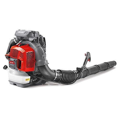 Mitox 760BPX Premium Mochila de gasolina soplador de hojas, rosso