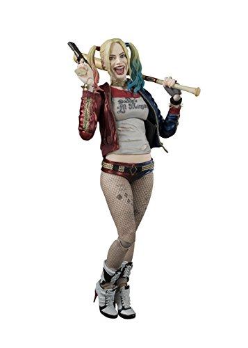 Tamashii Nations 51371 - Figura de Harley Quinn Shfiguarts. 1