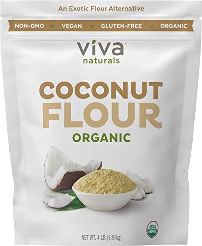 Organic Coconut Flour, 16 Oz