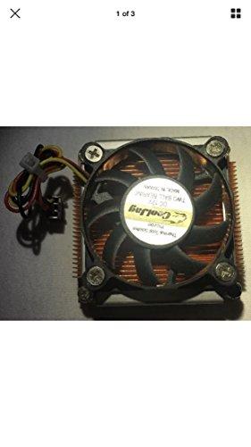 Cooljag BBUF-A Active cooler for Intel Mobile(Socket rBGA 989, BGA1023, BGA1288 & BGA1364)
