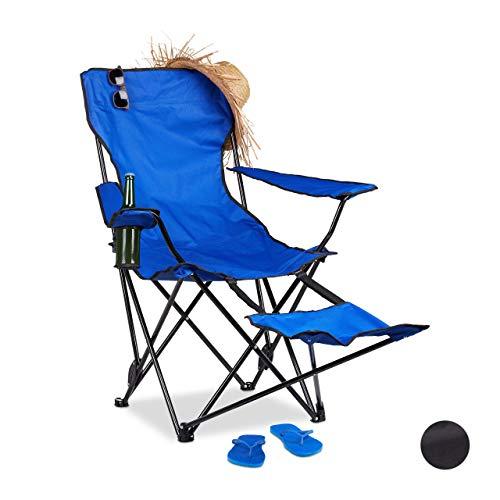 Relaxdays -   Campingstuhl mit