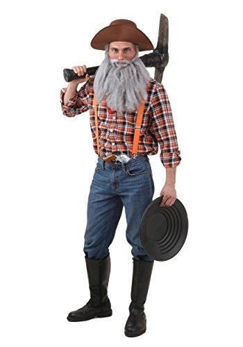 Adult Prospector Costume Standard