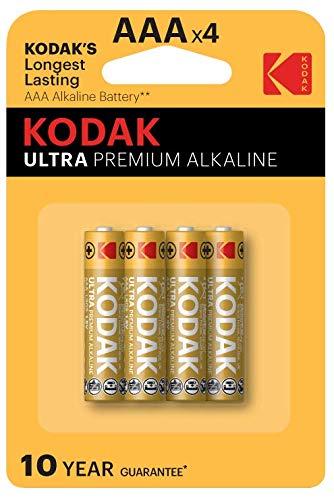 Anadel - Pila Kodak Ultra AAA lr03 bliste 4 Unidades