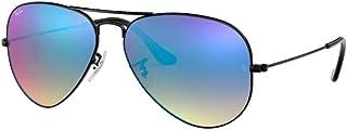 RB3025 Aviator Metal Sunglasses