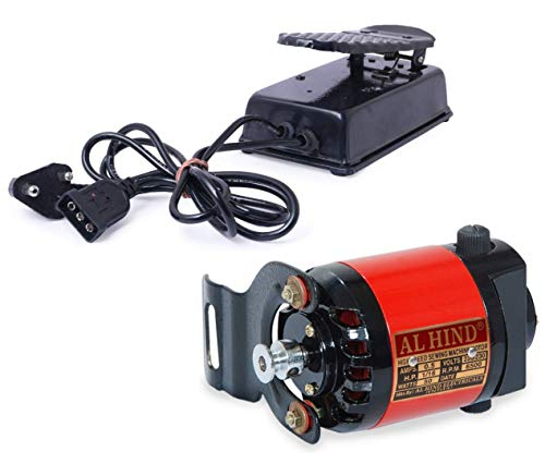 Hindustan Mini Sewing Machine Motor (Copper Winding)