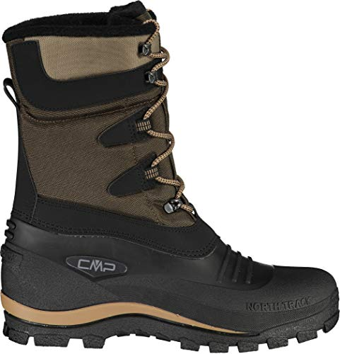 CMP Unisex NIETOS Snow Boots, Wood, 39 EU