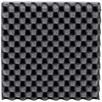12-Pack Monoprice Studio Egg Crate Acoustic Foam Panels 1