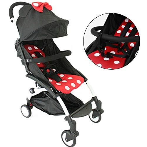 Sensecrol Sicherheitsbügel für Universal-Kinderwagen Ersatzbügel für Kinderwagen Armlehne Für...