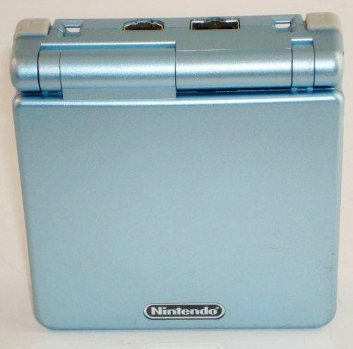 Game Boy Advance SP Pearl Blue [Game Boy Advance]