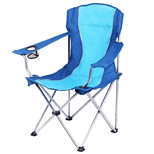 Alvnd 600D Oxford Stoel, klapstoel, voor in de open lucht, voor camping of lounge