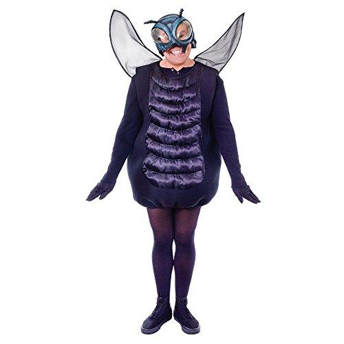 Bristol Novelty AC991 Fliege Kostüm (Medium)