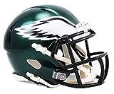 Riddell - Casco de béisbol de la NFL, Philadelphia Eagles, talla única