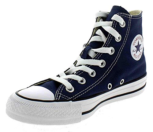 Converse Chuck Taylor all Star M9622c, Sneaker a Collo Alto Unisex-Adulto, Blu Navy, 37.5 EU