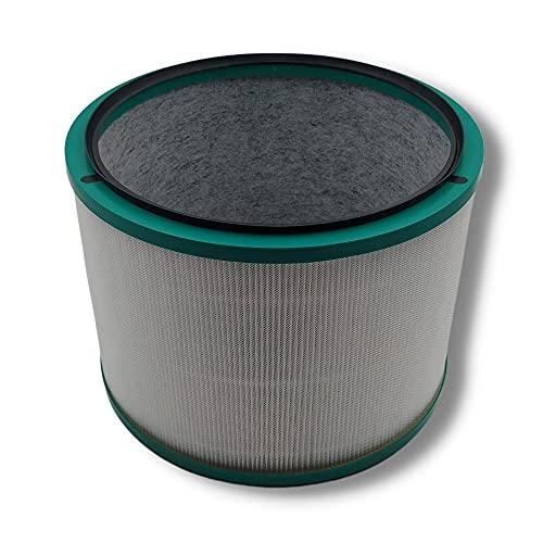 Polj - Compatible con Dyson Pure Cool HP01 HP02 HP03 DP01 DP02 DP03 Filtro lavable