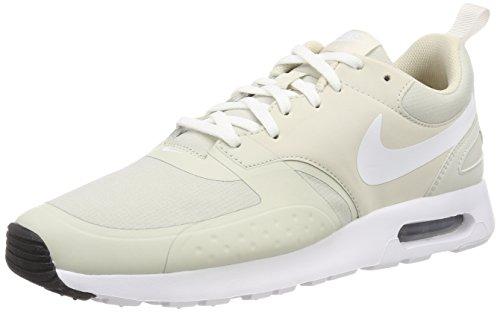 Nike Herren Sneaker Air Max Vision, Weiß (Light Bone/White-Bla 008), 45.5 EU