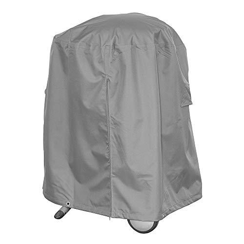 Griglia Custodia/Copertura rotondo–Premium M (Ø 73x 80cm) Telo di copertura impermeabile per grill/Oxford 600d poliestere tessuto/rotondo