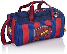 FC Barcelona Barca Fan 5 Sporttas voor kinderen, 15 liter, veelkleurig