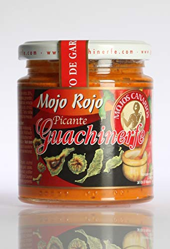 Mojo Rojo Picante Guachinerfe 200G