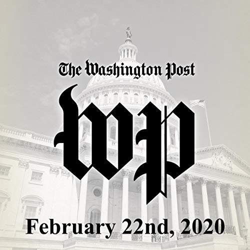 『February 22, 2020』のカバーアート