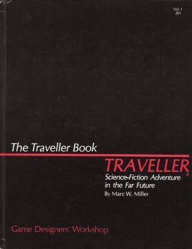 The Traveller Book: Science-Fiction Adventure in the Far Future