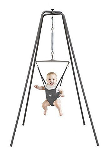 Product Image of the Jolly Jumper - The Original Baby Exerciser with Super Stand for Active Babies...
