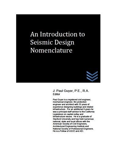 An Introduction to Seismic Design Nomenclature