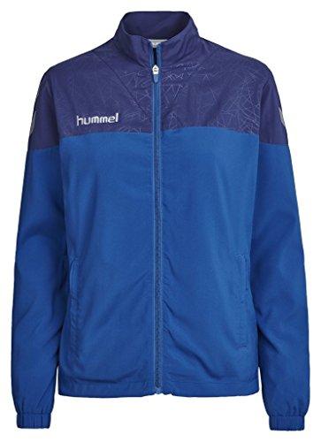 Hummel Damen Jacke Sirius Micro Jacket, True Blue/Patriot Blue, M
