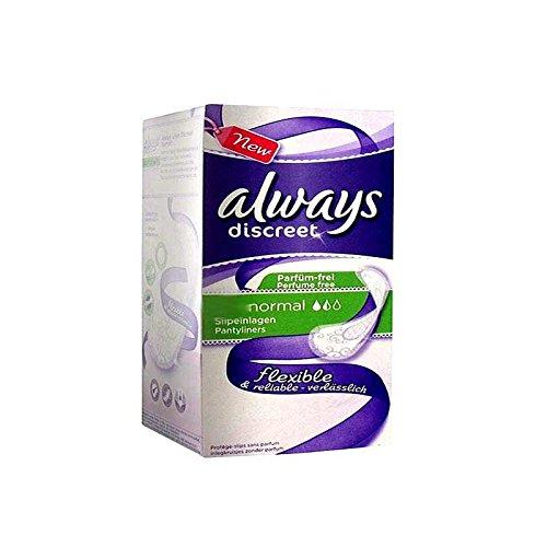 Always - Dailies Large Classic Soft Like Cotton - Inlegkruisjes - 30 Stuks