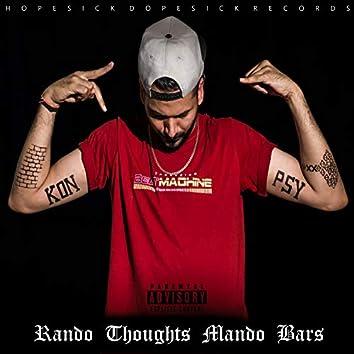 Rando Thoughts Mando Bars