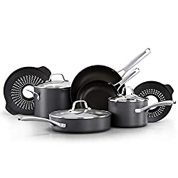 small Calphalon classic pot and pan insert, non-stick cooking set