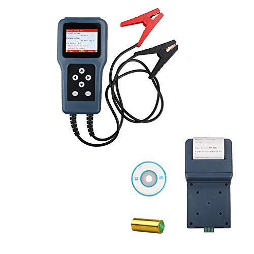 LWQ Digital-Batterie-Analysator, Batterietester Mit Drucker