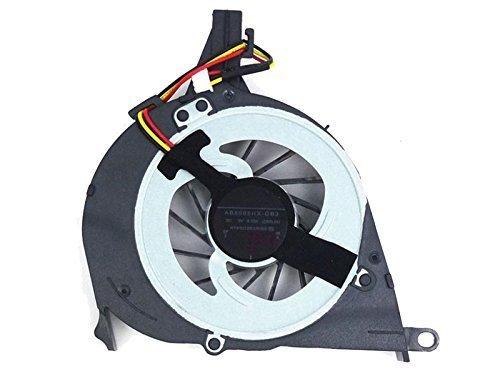 Desconocido Ventilador de refrigeración para Ordenador portátil Toshiba Satellite L750 L750D-14R L755 L755-S5216