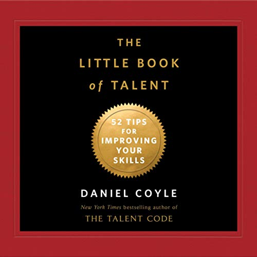 Couverture de The Little Book of Talent