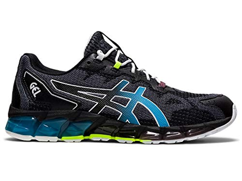 ASICS Males's Gel-Quantum 360 6 Shoes, 8.5M, Shaded/AIZURI Blue thumbnail