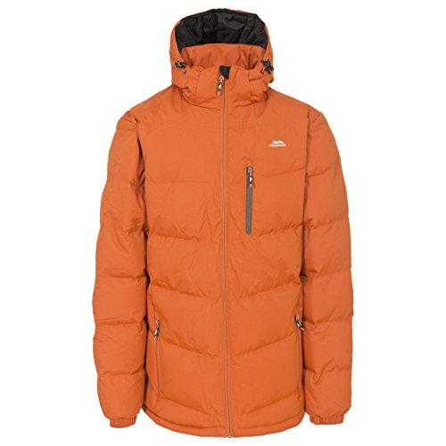 Trespass Blustery Herren Stepp-Jacke (XXS) (Orange)