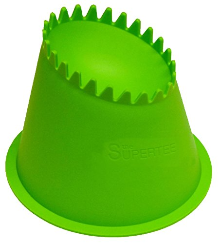 Boffo 'Volc' Rugby Kicking Tee - Verde