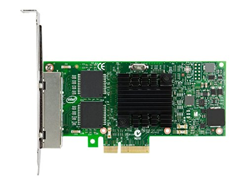 Lenovo ThinkSystem I350-T4 By Intel - Network adapter - PCIe 2.0 x4 low profile - 1000Base-T x 4 - for ThinkAgile VX Certified Node 7Y94, 7Z12, ThinkAgile VX5520 Appliance, VX7820 Appliance