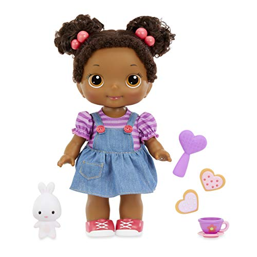 Little Tikes Sing-Along Ami 12-inch Lilly Tikes Preschool Doll for Ages 3 Years and Up