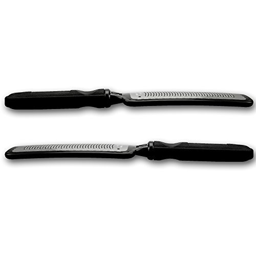 Colossal Foot Rasp Foot File And Callus Remover, Best Foot Care Pedicure Metal Surface Tool To Remove Hard Skin, Can Be Used On Both Wet And Dry Feet, Surgical Grade Stainless Steel File