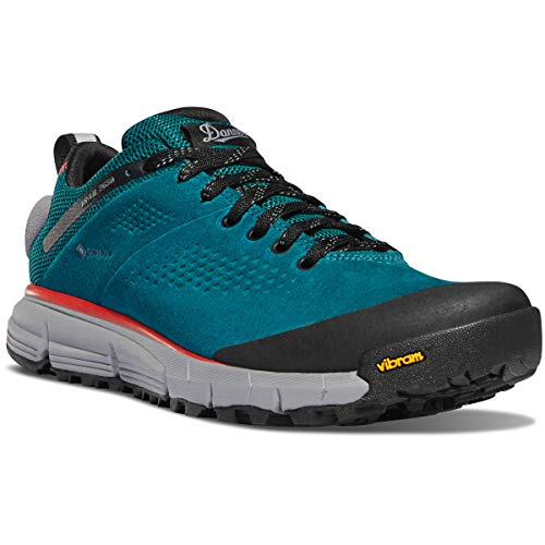 "Danner Women's 61203 Trail 2650 3"" Gore-Tex Hiking Shoe, Current Blue - 10.5 M"