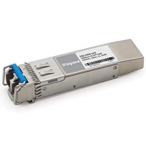 C2G Dell 330-2404 kompatibler 10GBase-LR SFP+ Transceiver (SMF, 1310nm, 10KM,...