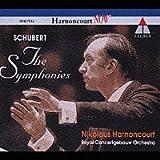 シューベルト:交響曲全集 - アーノンクール(ニコラウス), シューベルト, アーノンクール(ニコラウス), ロイヤル・コンセルトヘボウ管弦楽団