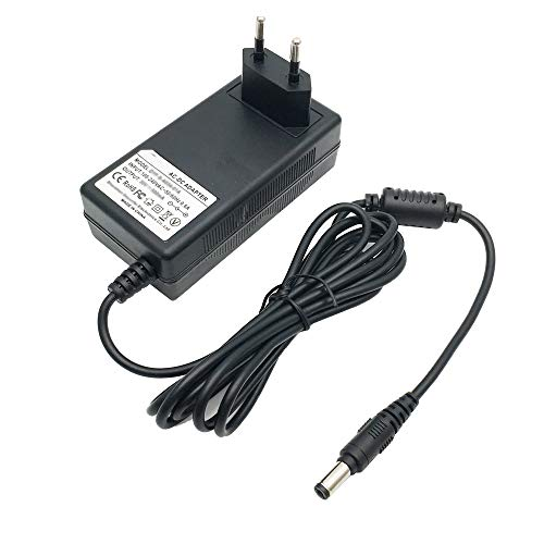 Docooler adapter stofzuiger adapter wisselstroom 100 V-240 V 0,6 A DC 34V-600mA voor Vax Blade TBT3V1P1