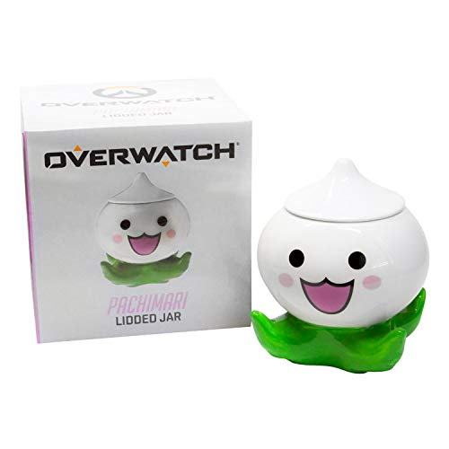 EXCLUSIVE Overwatch Pachimari Stash Jar   Small Container With Lid   5' Tall