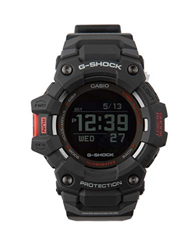 Men's Casio G-Shock G-Squad Power Trainer Digital Black Watch GBD-100-1